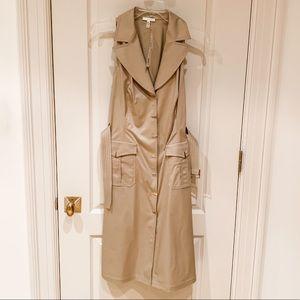 Escada khaki dress size 38 (8) NWT